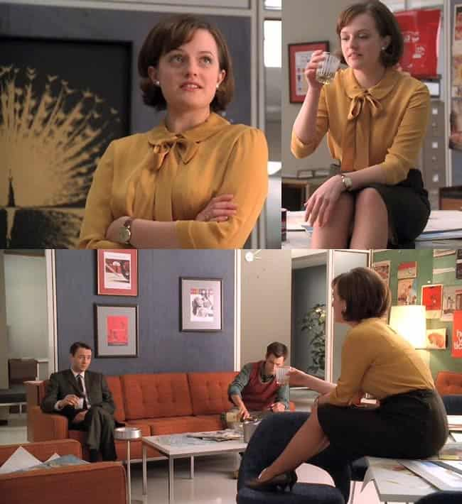 Peggy Olson vodka and Mountain Dew, or Rocket Fuel