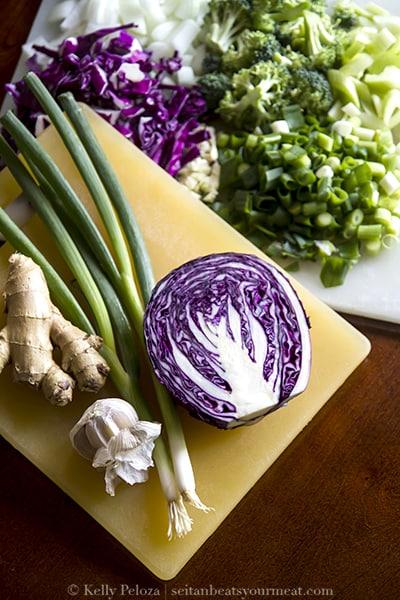 Kitchen Sink Pad Thai Recipe