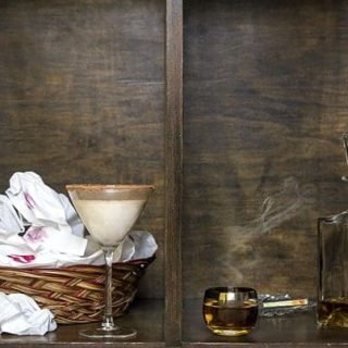 Vegan Brandy Alexander Recipe