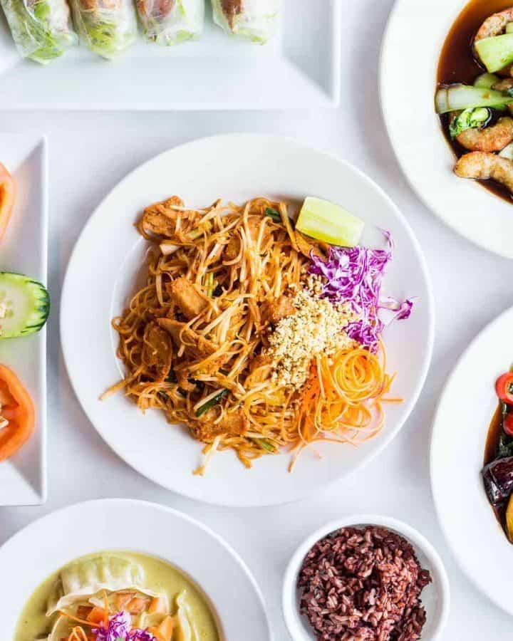 Vegan Thai food from Urban Vegan