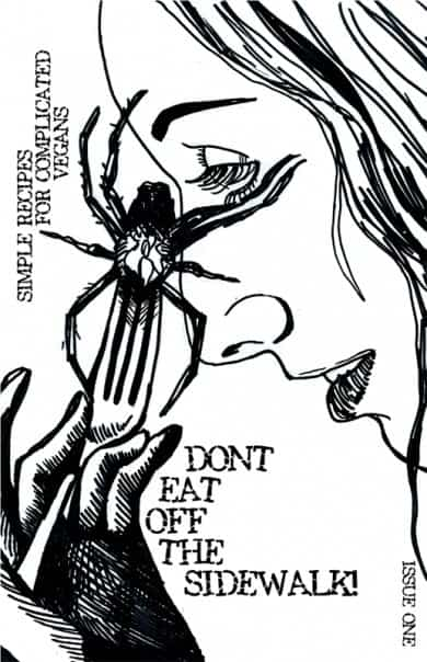 Don't Eat Off the Sidewalk Zine