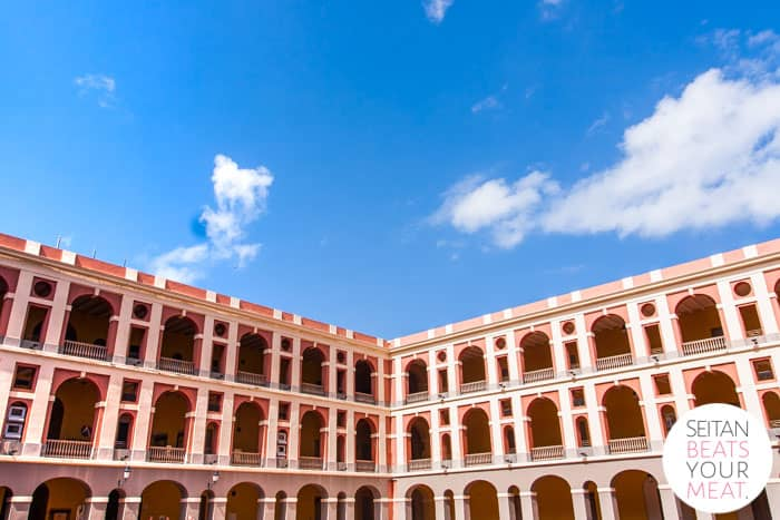 Ballaja in Old San Juan