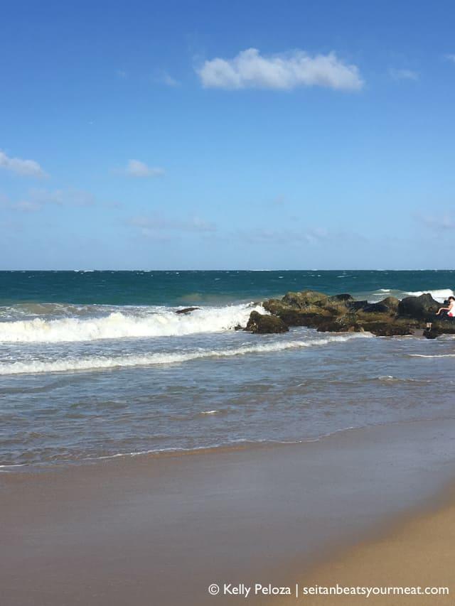 Condado Beach | Solo Travel in San Juan, Puerto Rico