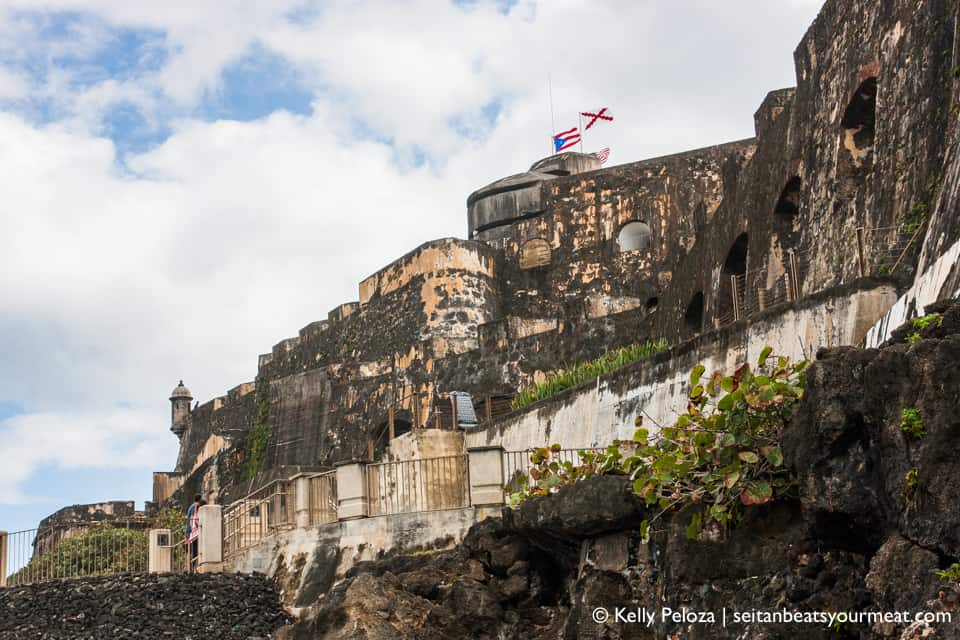 El Morro castle in San Juan
