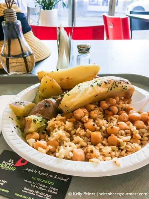 El Punto Vegano on Calle Loíza | Solo Travel in San Juan, Puerto Rico