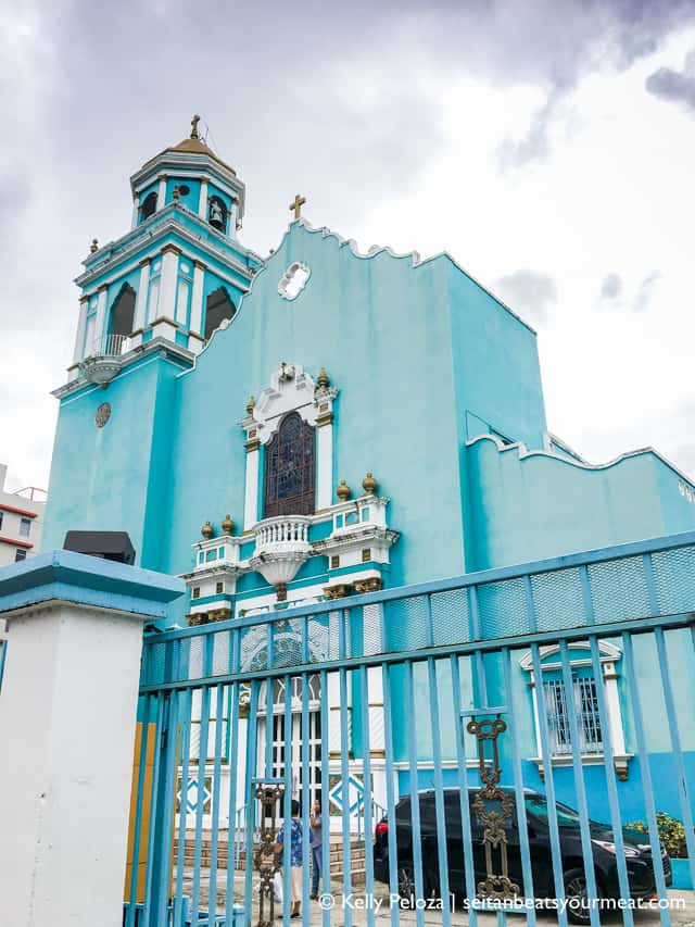 Santurce | Solo trip to Puerto Rico on Seitan Beats Your Meat