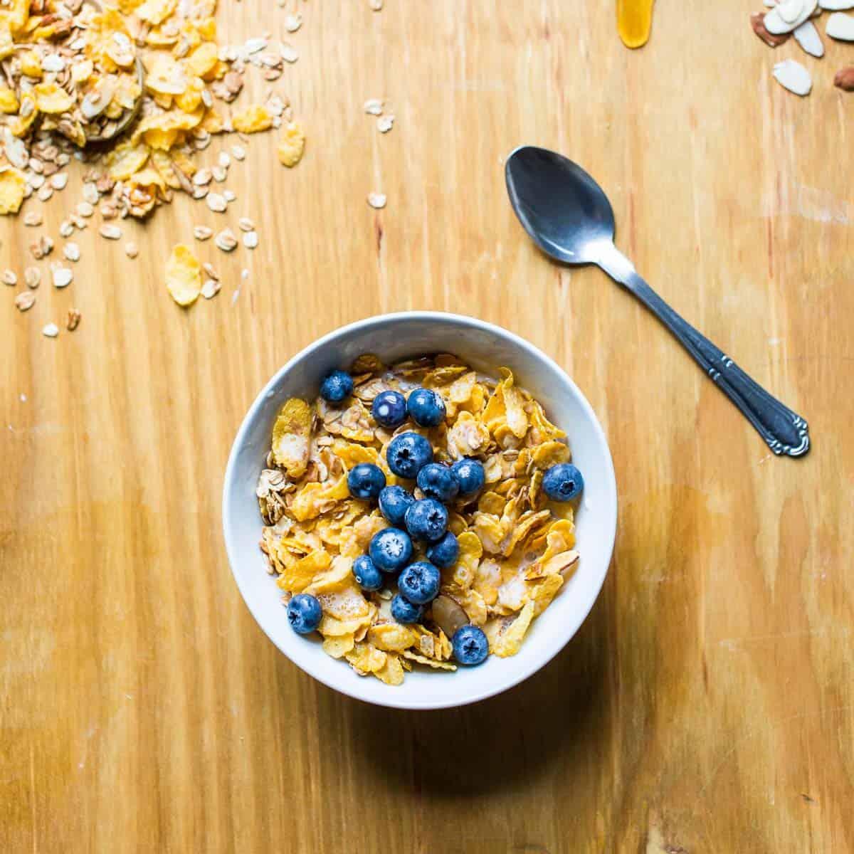 Vegan Honey Bunches of Oats Recipe